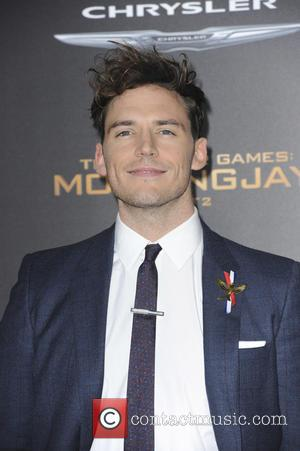 Sam Claflin - The Hunger Games Mockinngjay Part 2 - Los Angeles, California, United States - Tuesday 17th November 2015