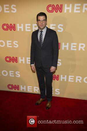 Zachary Quinto - CNN Heroes: An All-Star Tribute. The star-studded ceremony honors everyday people changing the world. at American Museum...
