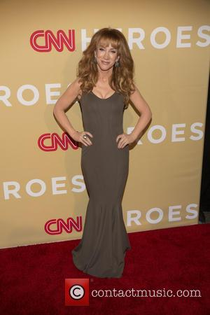 Kathy Griffin - CNN Heroes: An All-Star Tribute. The star-studded ceremony honors everyday people changing the world. at American Museum...