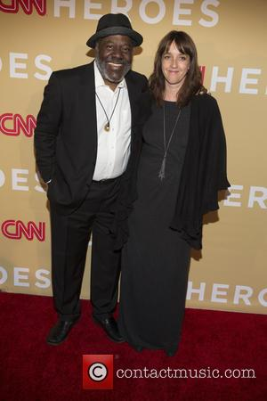 Frankie Faison and Samantha Cutler