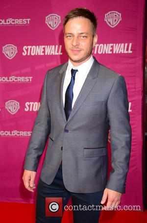 Tom Wlaschiha - Premiere of Stonewall at Kino International movie theatre in Mitte. - Berlin, Germany - Tuesday 17th November...