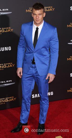 Alan Ritchson - Los Angeles premiere of 'The Hunger Games: Mockingjay - Part 2' at the Microsoft Theater - Arrivals...
