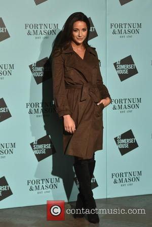 Roxie Nafousi - Skate at Somerset House with Fortnum & Mason - opening party & VIP launch at Somerset House...