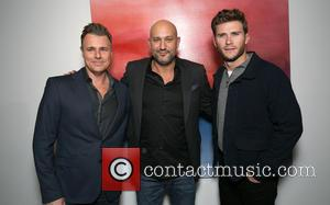 Steve Janssen, Steph Sebbag and Scott Eastwood