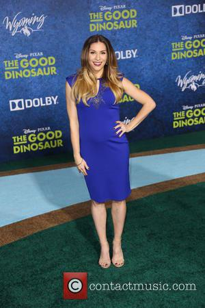 Allison Holker - Los Angeles premiere of 'The Good Dinosaur' at the El Capitan Theatre - Arrivals - Los Angeles,...