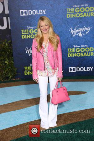 Charlotte Ross - Los Angeles premiere of 'The Good Dinosaur' at the El Capitan Theatre - Arrivals - Los Angeles,...