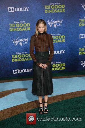 Cody Horn - Los Angeles premiere of 'The Good Dinosaur' at the El Capitan Theatre - Arrivals - Los Angeles,...