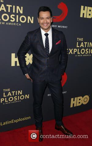 Victor Manuelle - Las Vegas Screening & Soundtrack Release Event For The HBO Documentary Film THE LATIN EXPLOSION: A New...
