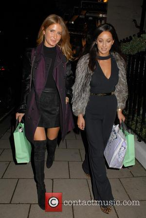 Millie Mackintosh and Roxie Nafousi