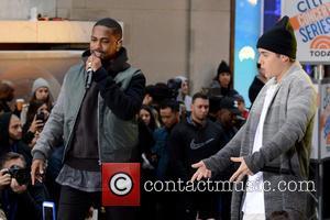 Big Sean and Justin Bieber