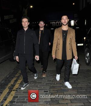 Nick Grimshaw, Mason Noise and Che Chesterman
