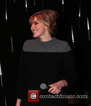 Sophie Dahl - Sophie Dahl turns on the Marylebone High Street christmas lights - London, United Kingdom - Wednesday 18th...