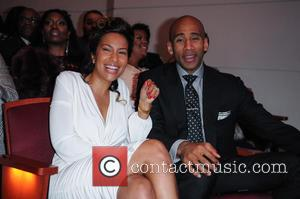 Valeisha Butterfield Jones and Dahntay Jones