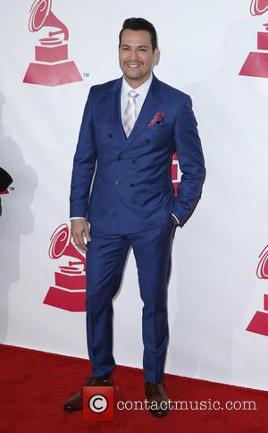 Victor Manuelle - 2015 Latin Person of the Year Gala Celebrates Roberto Carlos at Mandalay Bay Resort and Casino at...