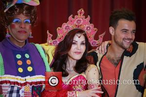 Priscilla Presley, Gary Wilmot and Ben Adams