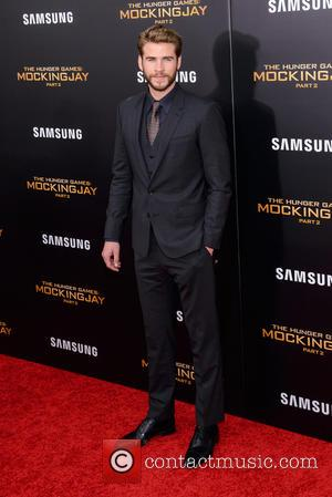 Liam Hemsworth - 'Hunger Games: Mockingjay pt 2' Special Screening at AMC Lincoln Square - Arrivals - New York, New...