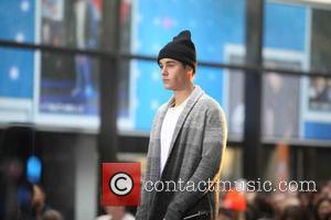 Justin Bieber - Justin Bieber performing live on NBC's 'Today' show - NYC, New York, United States - Wednesday 18th...