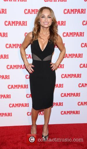 Giada De Laurentiis - The Campari Calendar 2016 Launch at The Standard Hotel - New York, New York, United States...