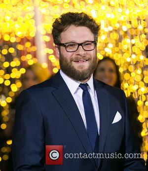 Seth Rogen - Celebrities attend Los Angeles World Premiere of 'The Night Before' at The Theatre at The ACE Hotel...