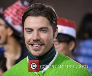 Josh Henderson - Celebrities attend Los Angeles World Premiere of 'The Night Before' at The Theatre at The ACE Hotel...
