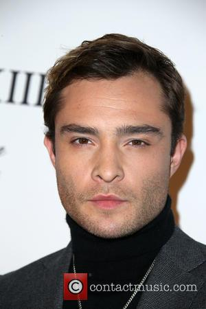 Ed Westwick - Louis XIII Celebration of '100 Years' The Movie You Will Never See, starring John Malkovich at a...