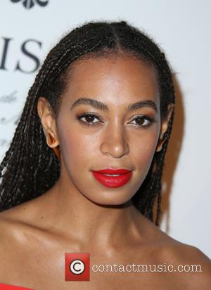 Solange Knowles Loses Her Wedding Ring During Mardi Gras Celebrations