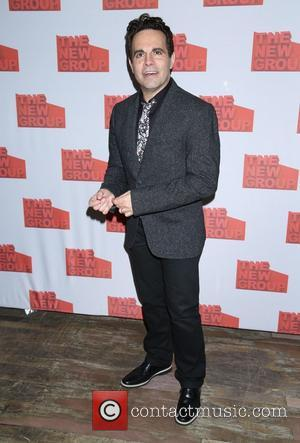 Mario Cantone - Opening night party for the New Group production Steve, held at the West Bank Cafe - Arrivals....