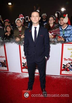 Joseph Gordon-Levitt - Los Angeles World Premiere of 'The Night Before' at The Theatre at The ACE Hotel - Arrivals...