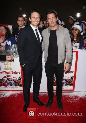 James Franco and James Marsden