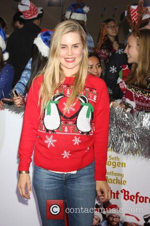 Alison Lohman - Los Angeles World Premiere of 'The Night Before' at The Theatre at The ACE Hotel - Arrivals...
