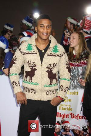 Cory Hardrict - Los Angeles World Premiere of 'The Night Before' at The Theatre at The ACE Hotel - Arrivals...