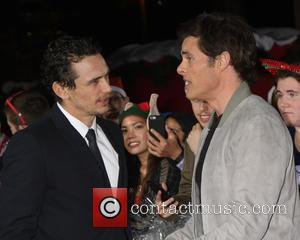 James Franco and James Marsden