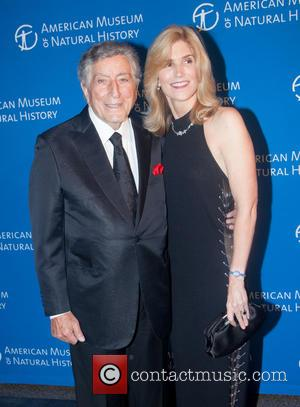 Tony Bennett - American Museum of Natural History Gala - Arrivals - New York, New York, United States - Thursday...