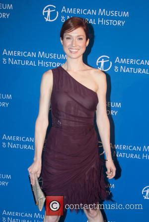 Ellie Kemper - American Museum of Natural History Gala - Arrivals - New York, New York, United States - Thursday...
