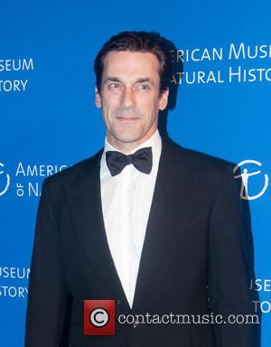 Jon Hamm - American Museum of Natural History Gala - Arrivals - New York, New York, United States - Thursday...