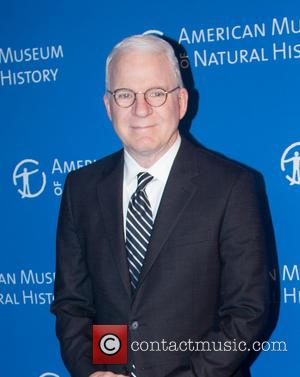 Steve Martin - American Museum of Natural History Gala - Arrivals - New York, New York, United States - Thursday...