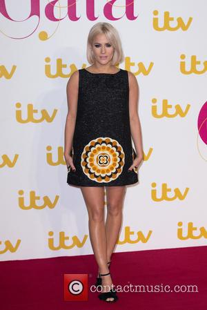 Caroline Flack - The ITV Gala held at the London Palladium - Arrivals at The London Palladium - London, United...