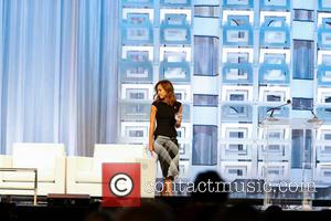 Jessica Alba - Jessica Alba speaks during a keynote Q&A with Gloria Steinem at the Pennsylvania Conference for Women at...