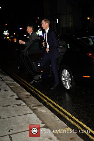 Prince William , Duke of Cambridge - Prince William, Duke of Cambridge arrives at HSBC St James Street for Duke...