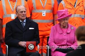 Queen Elizabeth II, Prince Philip , Duke of Edinburgh - Queen Elizabeth, accompanied by the Duke of Edinburgh, opens newly...
