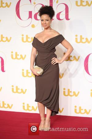 Natalie Gumede - The ITV Gala held at the London Palladium - Arrivals at London Palladium - London, United Kingdom...