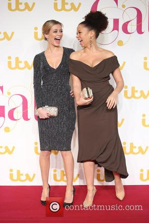 Rachel Riley and Natalie Gumede