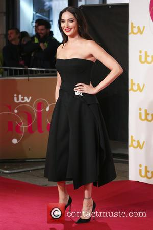 Lauren Silverman - The ITV Gala held at the London Palladium - Arrivals at London Palladium - London, United Kingdom...