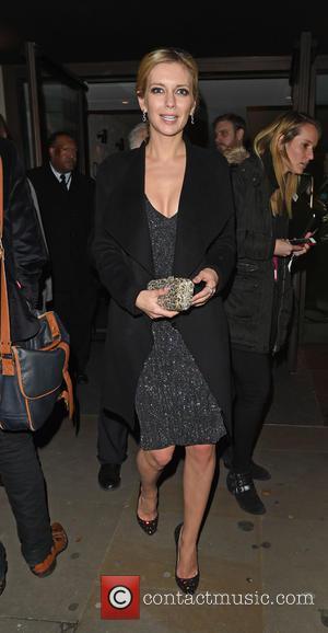 RACHEL RILEY - The ITV Gala afterparty held at Aqua - Departures - LONDON, United Kingdom - Thursday 19th November...