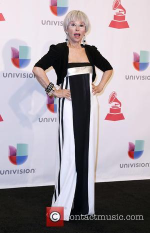 Rita Moreno - 2015 Latin Grammy Awards Press Room at MGM Grand Garden Arena at MGM Grand Resort and Casino,...