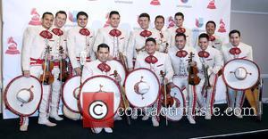 Latin Grammy Awards and Mariachi Sol De Mexico