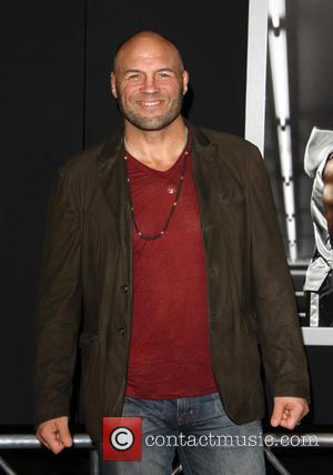 Randy Couture - Premiere Of Warner Bros. Pictures'
