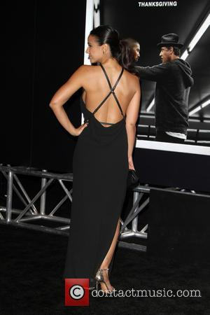Emmanuelle Chriqui - Premiere Of Warner Bros. Pictures'