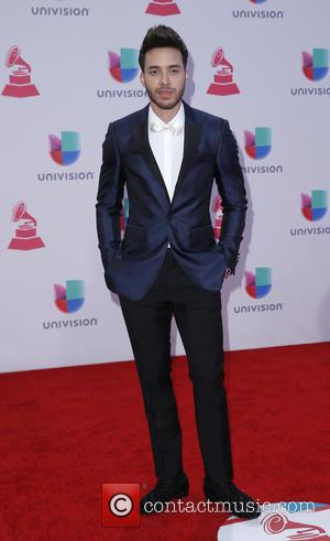 Prince Royce - 2015 Latin Grammy Awards Arrivals at MGM Grand Garden Arena at MGM Grand Resort and Casino, Grammy...