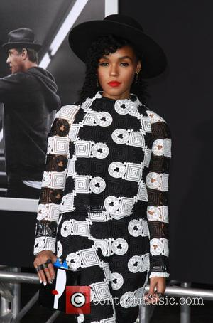 Janelle Monáe - Creed Los Angeles Premiere held at the Regency Village Theatre at Regency Village Theatre - Los Angeles,...
